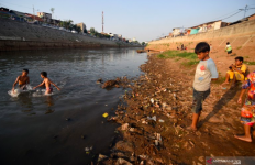 Lanjutkan Normalisasi Sungai, Anak Buah Anies Baswedan Siapkan Rp 128 Miliar - JPNN.com