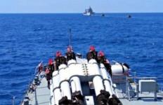 Bakamla Duga Tiongkok Bermanuver di Laut Natuna - JPNN.com