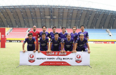 Persita Tangerang Tak Ingin Numpang Lewat di Liga 1 - JPNN.com