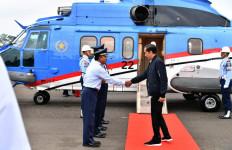 Pesawat Jokowi Gagal Mendarat, Ini Cerita Staf Khusus Presiden - JPNN.com