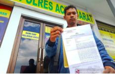 Seorang Pengusaha di Aceh Ancam Akan Bunuh Wartawan - JPNN.com