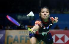 Jorji Nyaris Memukul Nomor 3 Dunia di Babak Pertama Indonesia Masters 2020 - JPNN.com