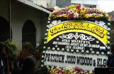 Jokowi dan Keluarga Turut Berduka untuk Ria Irawan - JPNN.com
