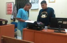 Maling Aki Dibekuk, Nih Tampangnya - JPNN.com
