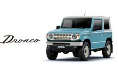 Modifikasi Suzuki Jimny ala DAMD - JPNN.com