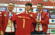 Shin Tae Yong Bakal Boyong Keluarga ke Jakarta - JPNN.com