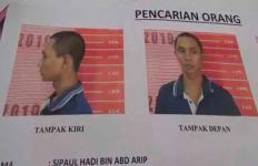 Mau Hadiah Rp 3 Juta? Bantu Polisi Tangkap Tahanan Kabur Ini Dulu - JPNN.com