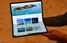 Intel Siapkan Laptop Layar Lipat Tanpa Keyboard Fisik - JPNN.com