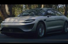 Sony Kenalkan Mobil Sedan Bertenaga Listrik - JPNN.com
