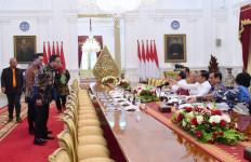 Jokowi: Naturalisasi atau Normalisasi Silakan, yang Penting Lebar - JPNN.com