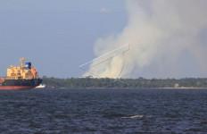 Pulau Rupat Terbakar - JPNN.com