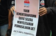 SP JICT Tolak Privatisasi Pelabuhan JICT Jilid II - JPNN.com