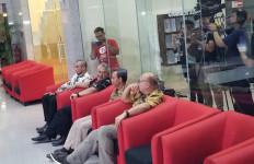 Ketua KPU Ogah Beri Keterangan Kepada Wartawan Saat Sambangi KPK - JPNN.com