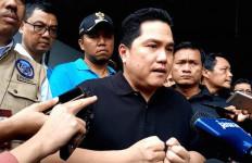 Soal Penunjukan Irfan dan Triawan Munaf di Garuda, Erick Thohir Bilang Begini - JPNN.com