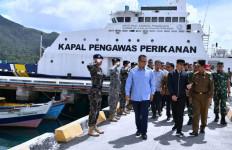 Setelah Kunjungan Jokowi, Konon Kapal-kapal Tiongkok Sudah Meninggalkan Natuna - JPNN.com
