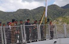 Wahai Tiongkok, Dengarlah Pernyataan Presiden Jokowi di Natuna Ini - JPNN.com