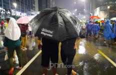 Untuk Warga Jakarta, Waspada Hujan Lebat Disertai Petir Hari Ini - JPNN.com
