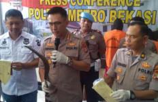 Remaja 16 Tahun di Bekasi Dibacok, Motif Pelaku karena Cemburu - JPNN.com