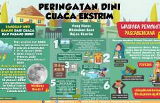 BNPB Meyakini Bakal ada Bencana Besar, Siapkan Bekal - JPNN.com