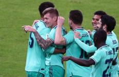 Valencia 1-3 Real Madrid: Toni Kroos Cetak Gol Langsung dari Tendangan Sudut - JPNN.com