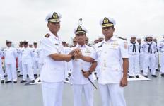 Kolonel Teguh Pimpin Sertijab Komandan KRI Multatuli - JPNN.com