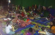 Korban Banjir Lebak Meninggal di Posko Pengungsian - JPNN.com