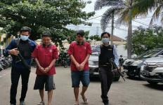 Dua Kurir Narkoba yang Dikendalikan Napi Lapas Tanjung Pinang Ditangkap di Palembang - JPNN.com