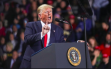 Donald Trump Minta Ayatollah Khamenei Menjaga Lisan