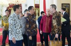 Jokowi Ajak Investor Asing Ikut Membangun IKN dan Natuna - JPNN.com