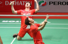 Finalis Malaysia Masters 2020, Tiongkok 6, Indonesia 0 - JPNN.com
