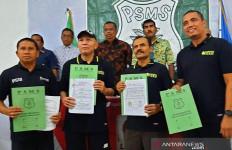 Sahari Gultom: PSMS Beruntung Dapatkan Kiper Timnas U-19 - JPNN.com