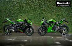 Kawasaki Ninja 250 4 Silinder Sudah Mendarat di Indonesia - JPNN.com
