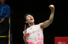 Kento Momota Tutup Malaysia Masters 2020 dengan Fantastis - JPNN.com