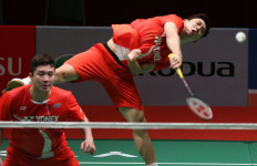 Malaysia Masters 2020: Tiang Listrik Tiongkok Tumbang di Tangan Ganda Korea - JPNN.com