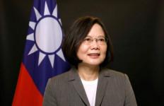 Tiongkok Tebar Ancaman, Kapal Perang Amerika Kawal Pelantikan Presiden Taiwan - JPNN.com