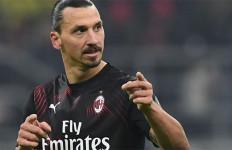 Inter Milan Gagal Menang, Ibrahimovic Buka Rekening Gol - JPNN.com