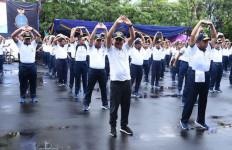 Laksamana Siwi: Olahraga Bersama Jadi Sarana Silaturahmi - JPNN.com