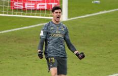 Courtois Sudah Punya Firasat jadi Pahlawan Real Madrid - JPNN.com