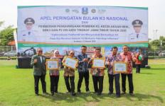 Terapkan K3 Dengan Baik, Pelindo III Group Sabet 7 Penghargaan - JPNN.com