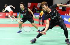 Indonesia Masters 2020: Pasutri Inggris Pukul Tontowi/Apriyani di 16 Besar - JPNN.com