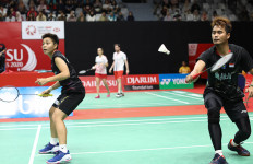 Tontowi/Apriyani Cuma Butuh 3 Menit Lolos ke 16 Besar Indonesia Masters 2020 - JPNN.com
