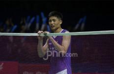 Indonesia Masters 2020: Chou Tien Chen Angkat Koper, Tiang Listrik Tumbang - JPNN.com