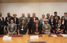 DPR RI Memperkuat Hubungan dengan Parlemen Negara-Negara Pasifik - JPNN.com