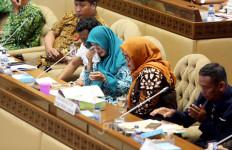 Suarakan Nasib Honorer K2, Titi Purwaningsih Menangis di Depan Komisi II - JPNN.com