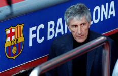 Tak Sampai 5 Menit Quique Setien pun Bilang Yes ke Barcelona - JPNN.com