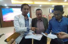 Bela Wakil Ketua DPR, FMPHI Laporkan Mustafa ke Polisi - JPNN.com