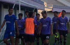 Persita Tangerang Konsisten Minta Kompetisi Tahun Ini Dihentikan - JPNN.com
