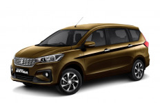Awal Tahun, Suzuki All-new Ertiga Dapat Penyegaran, Cek Harganya - JPNN.com