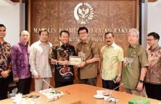Bamsoet: Pelestarian Keragaman Fauna Tanggung Jawab Semua Pihak - JPNN.com