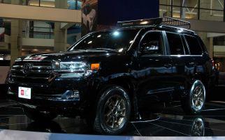 Toyota Bakal Luncurkan Generasi Baru Land Cruiser Tahun Ini
